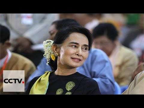 Aung San Suu Kyi to visit China to boost ties