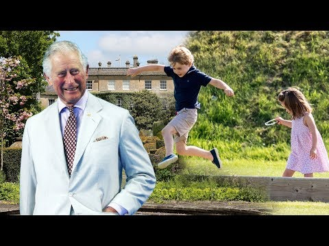 Prince Charles Revealed What Naughty Charlotte & George Get Up To At Highgrove