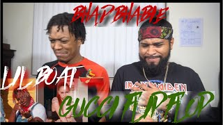 """BHAD BHABIE feat. Lil Yachty - """"Gucci Flip Flops"""" (Official Audio) 