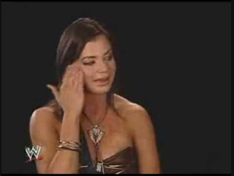 Candice Michelle Injury