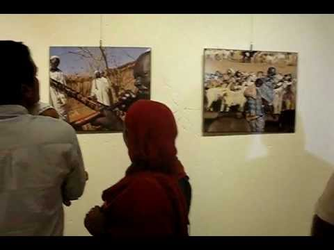 Exhibition of Photography in Khartoum by Tim Mckulka - Rashid Diab Arts Center