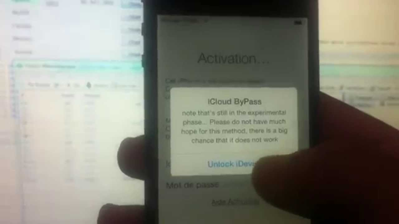 Icloud Bypass Proxy M 233 Thode Par Wifi Ios 7 1 2 Youtube