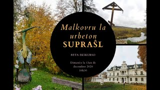 Reta ekskurso – malkovru la urbeton Supraśl