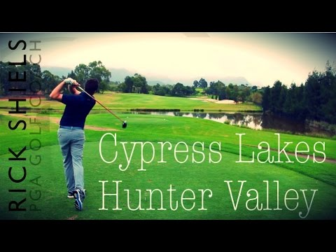 cypress lakes gc hunter valley in australia part 1 youtube. Black Bedroom Furniture Sets. Home Design Ideas