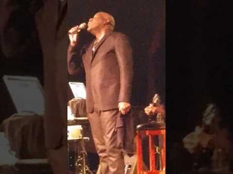 Will Downing at the Birchmere in Alexandria, Va