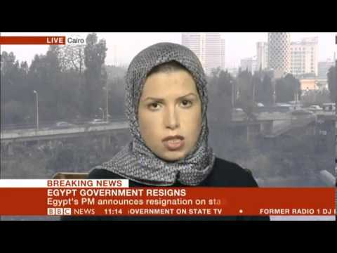 Egyptian Prime Minister Hazem Beblawi Resigns unexpectedly February 2014
