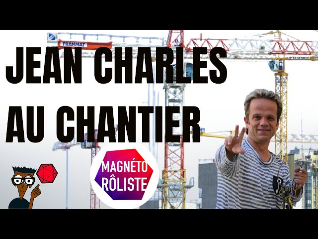 [Actual Play ] RDR - Jean Charles au chantier