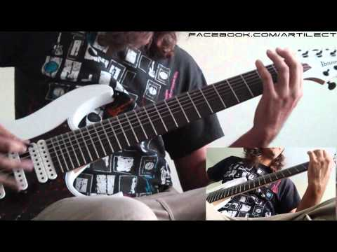 Artilect- Salinity - Guitar play-through
