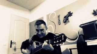 song if i should fall from grace with god by the pogues acoustic guitar cover video