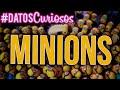 #DatosCuriosos sobre Minions (La película 2015)  ♥