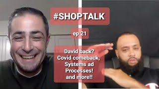 #SHOPTALK EP #21 Appliance Repair specialist in high end @DAVID_OLIVA
