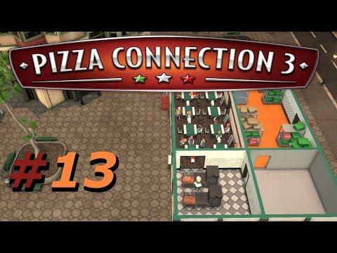 Pizza Connection 3 - [13] - Pizzakette in Sydney! [Let's Play | Gameplay | Deutsch]