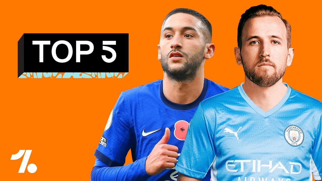 Five BIGGEST transfer rumours RIGHT NOW! #Shorts