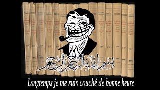 Les futurs Marcel Proust décimés par Bachar Al Assad