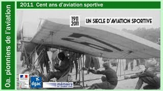 n00a 2011  Un siècle d aviation sportive