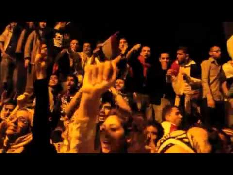 Protesters swarm The Zionist entity's embassy in Cairo Egypt