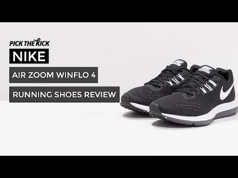 51ffcd18dd9 Nike Zoom Winflo 4 Running Shoes Review - YouTube