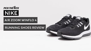 Nike Zoom Winflo 4 Running Shoes Review