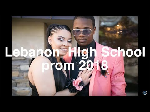 Scenes from the 2018 Lebanon High School prom