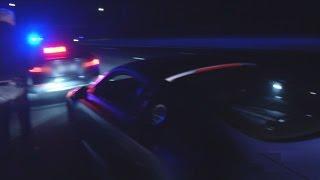 Illegale Straßenrennen mitten in Deutschland! [Reportage][Deutsch]