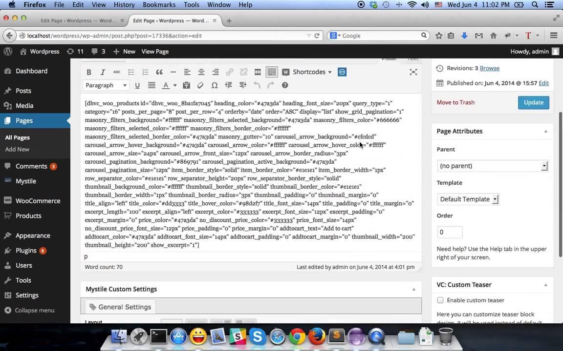 Custom Layout for Woocommerce Product Category - YouTube