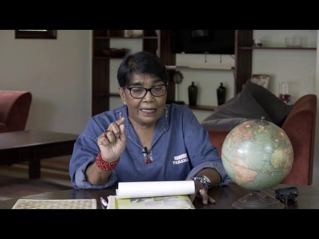 Wandelen met Mahieda Aflevering 8 Pleinen in en rondom Paramaribo