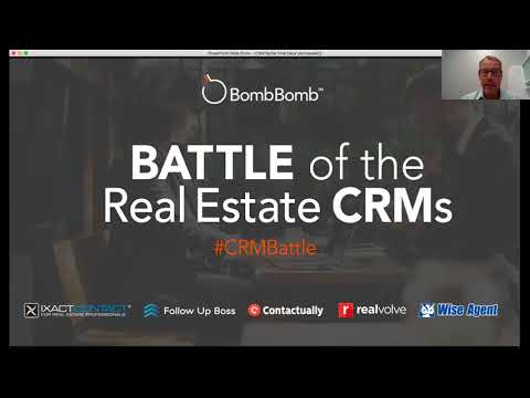 Battle of the Real Estate CRMs - Choose The Right CRM