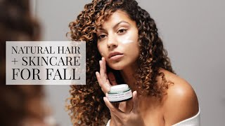 Must-Have Natural Hair & Skincare Products for Cold Weather