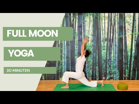 Full Moon Yoga | Amsterdam Yoga Collective