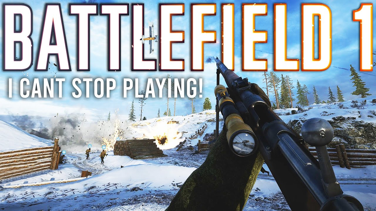Download I can't stop playing Battlefield 1...