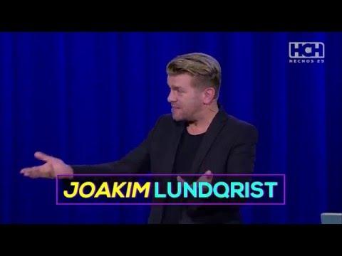 Joakim Lundqvist Hechos 29 Go Challenge Plenaria 7