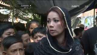 Ibu Dinda Kanya Dewi meninggal dunia