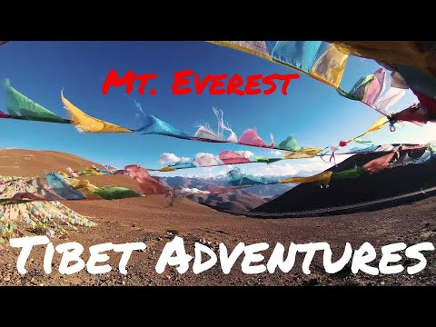 Tibet Highlights Video: Journey to Mount Everest