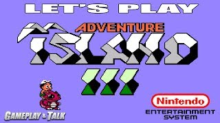 Let's Play Adventure Island III for the NES