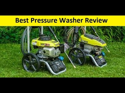 Best Pressure Washer 2020.Top 3 Best Pressure Washer Reviews In 2020 Youtube