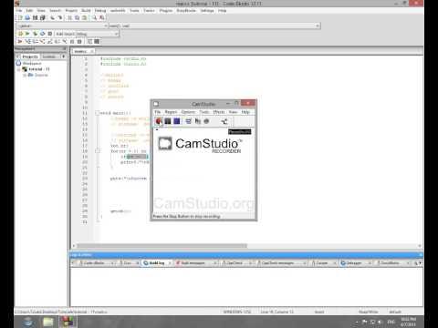 Tutorial de programare in limbajul C HD limba romana : Salturi  11