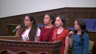 Por Cristo Jesús - Cuarteto de Señoritas