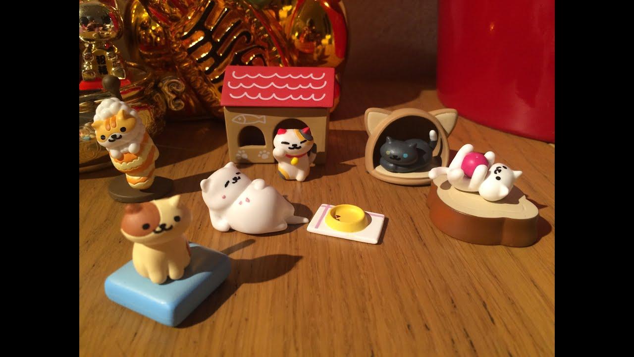 Neko Atsume Cat Toys Real