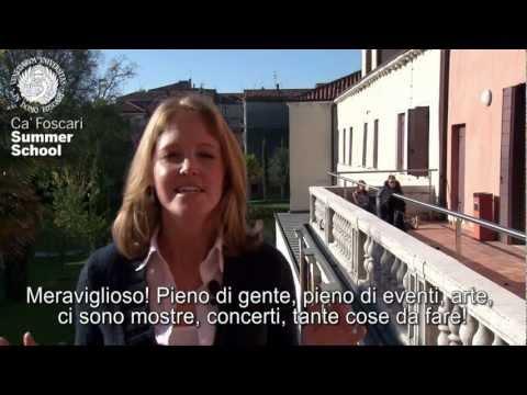 Ca' Foscari Summer School - short