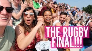 The rugby final