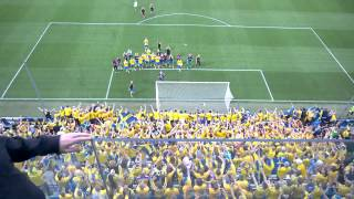 Italy vs Sweden 1-2 [Euro U21 Championship] 18.06.2015 The Best Fans :-)