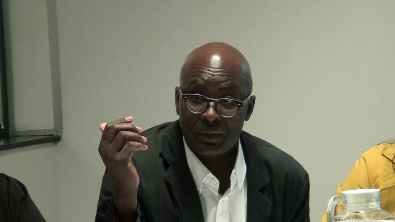 d231cb648958 Achille Mbembe on white privilege - YouTube