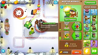 Bloons TD 6 - Medium, Standard, Winter Park, (NO MONKEY KNOWLEDGE)