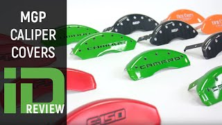 MGP Caliper Covers Review and Install