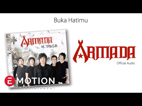 Armada - Buka Hatimu (Official Audio)