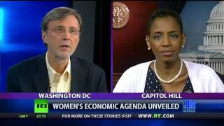 Rep. Donna Edwards On White Privilege