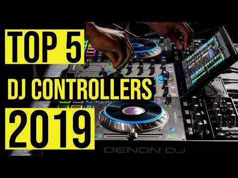 Best DJ Controllers 2019, For Professional And Starters