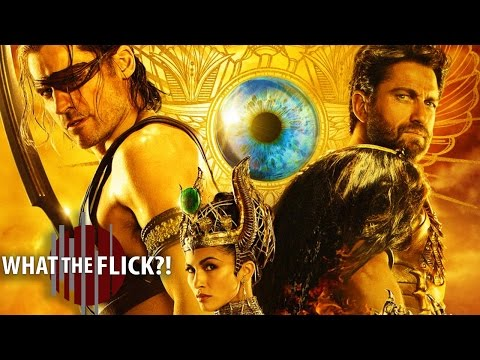 Gods of Egypt – Official Movie Review