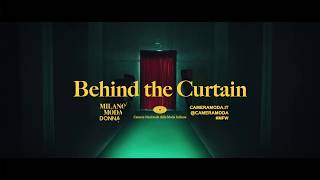 Behind The Curtain - Fashion Film CNMI - Fall/Winter 2020/21 women's