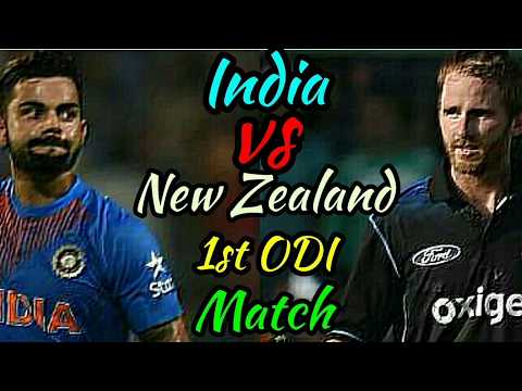 India vs New Zealand | 1st ODI Match | By Talent Ka Power House